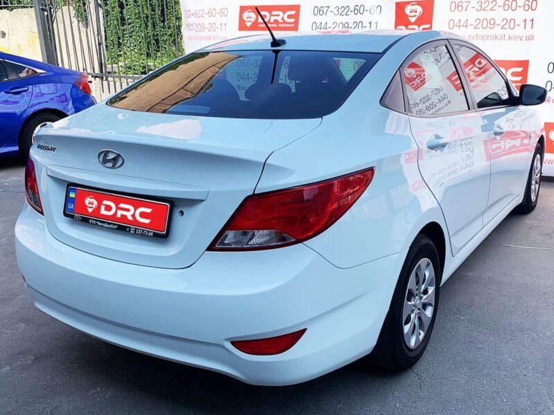 Прокат авто Hyundai Accent