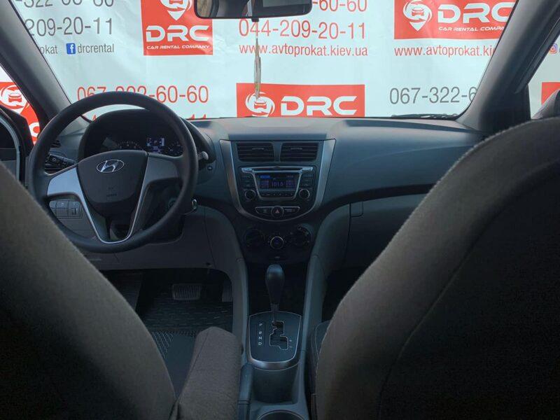 Аренда авто Hyundai Accent