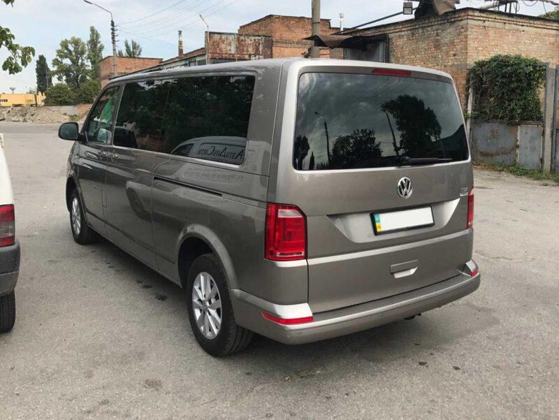Прокат авто Volkswagen Multivan