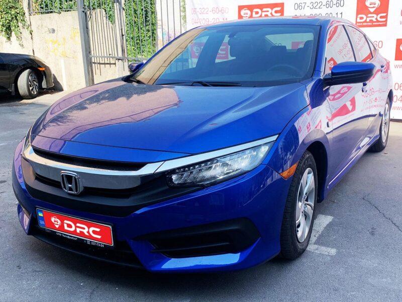 civic blue 4 800x600 - Honda Civic