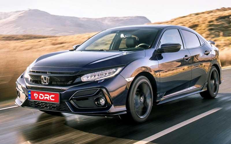 civic - DRC Car Rental Company