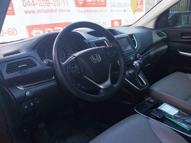 Прокат внедорожника Honda CR-V