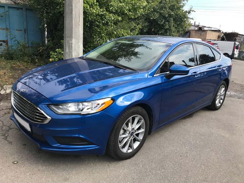 Прокат авто Ford Mondeo