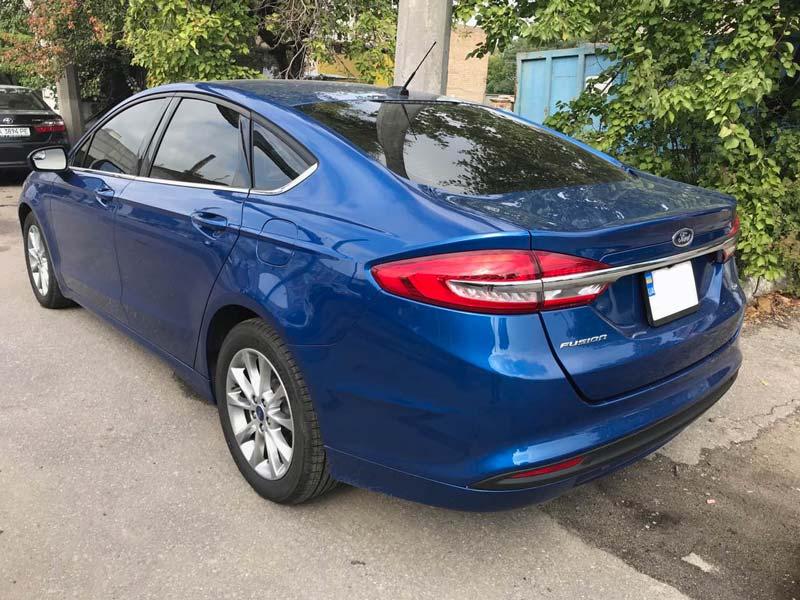 Прокат авто Ford Fusion