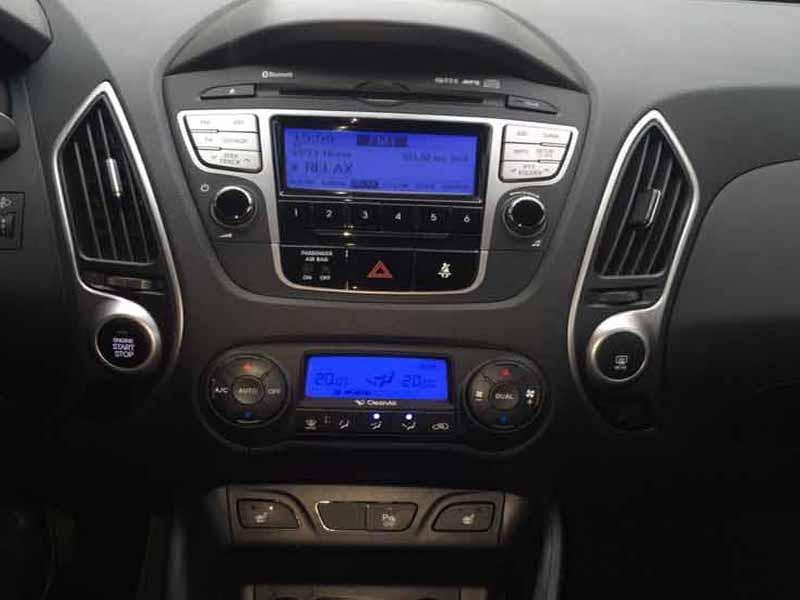 Прокат внедорожника Hyundai IX35