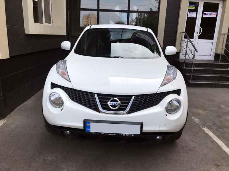 Прокат внедорожника Nissan Juke
