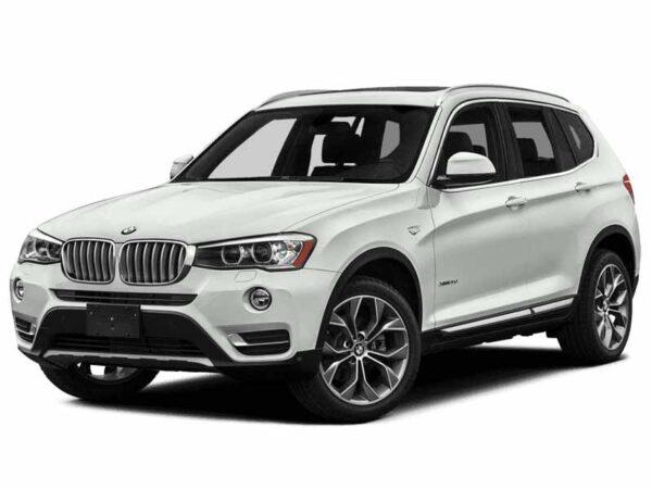 Rent a car BMW X3