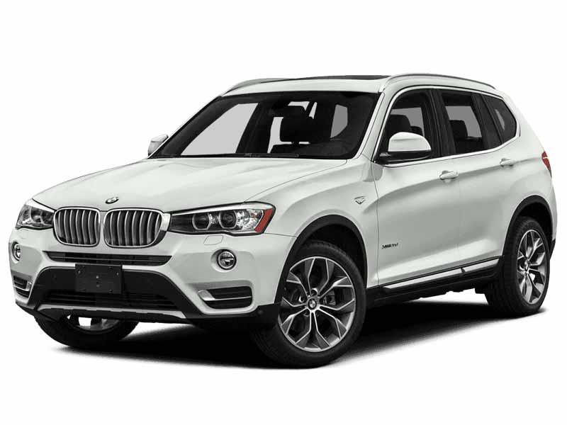 Прокат внедорожника BMW X3