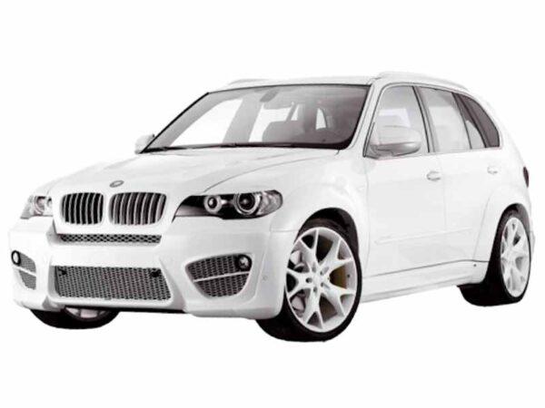 Прокат внедорожника BMW X5
