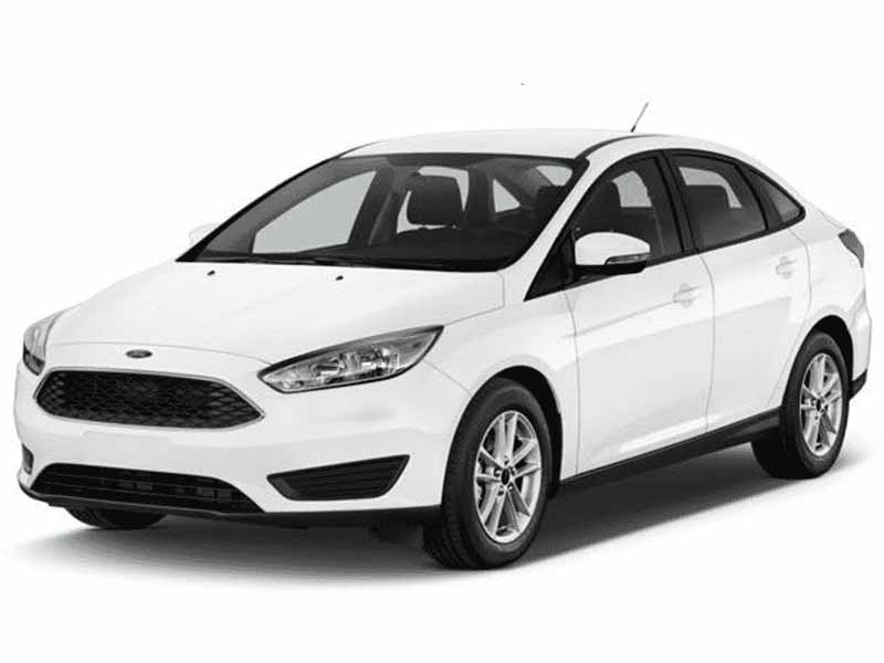 prokat avto ford focus - Ford Focus sedan