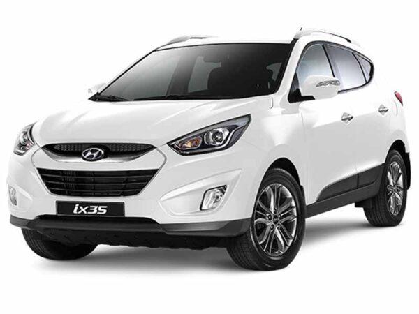 SUV Hire Hyundai IX35