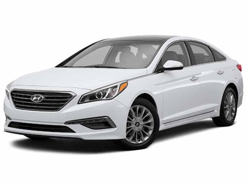 Прокат авто Hyundai Sonata