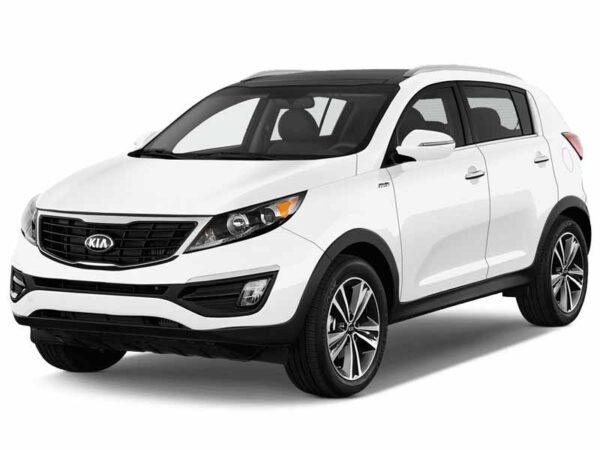SUV for rent Kia Sportage