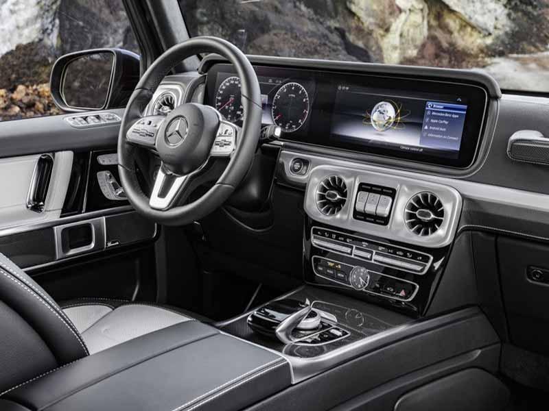 Прокат внедорожника Mercedes G