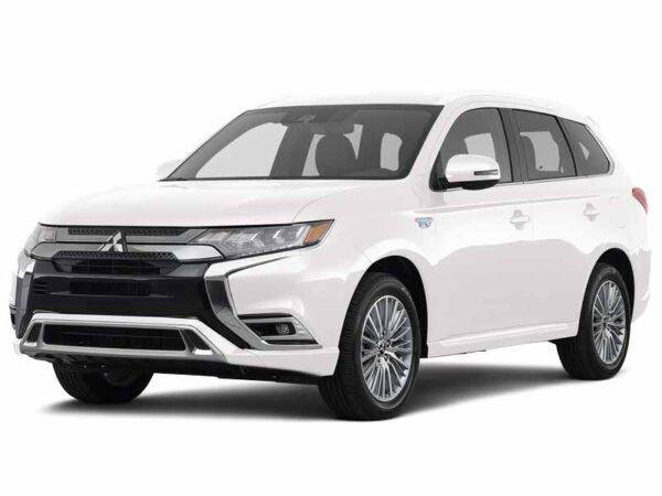 Mitsubishi Outlander SUV Hire