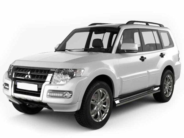 Hire a Mitsubishi Pajero Wagon SUV