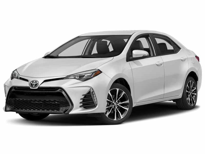 Прокат авто Toyota Corolla