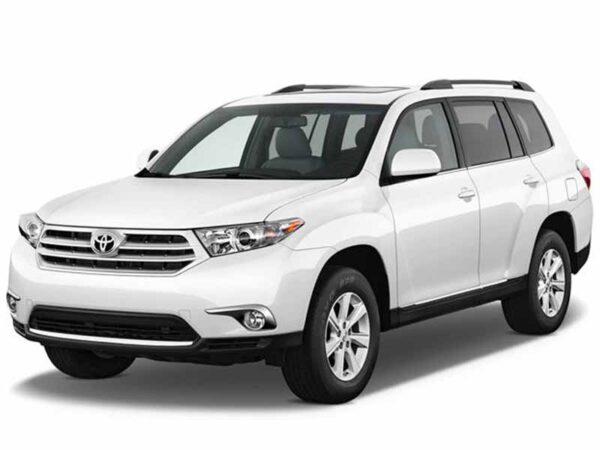 Прокат внедорожника Toyota Highlander