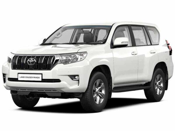 Прокат внедорожника Toyota Prado