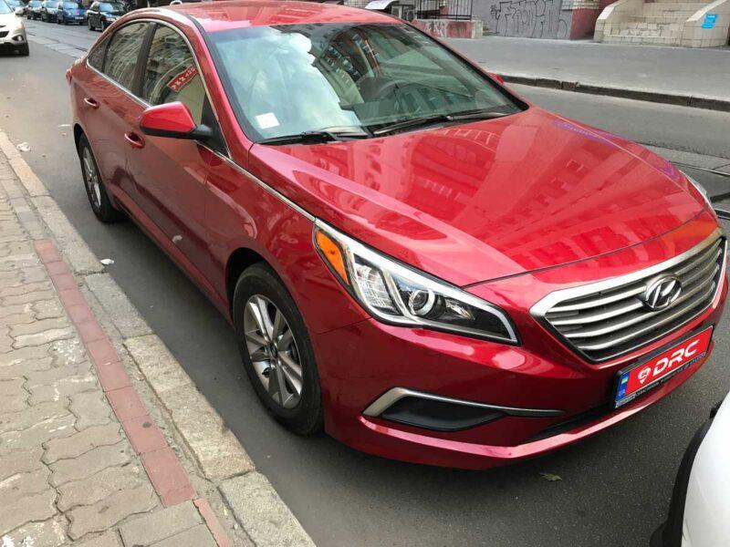 Аренда авто Hyundai Sonata