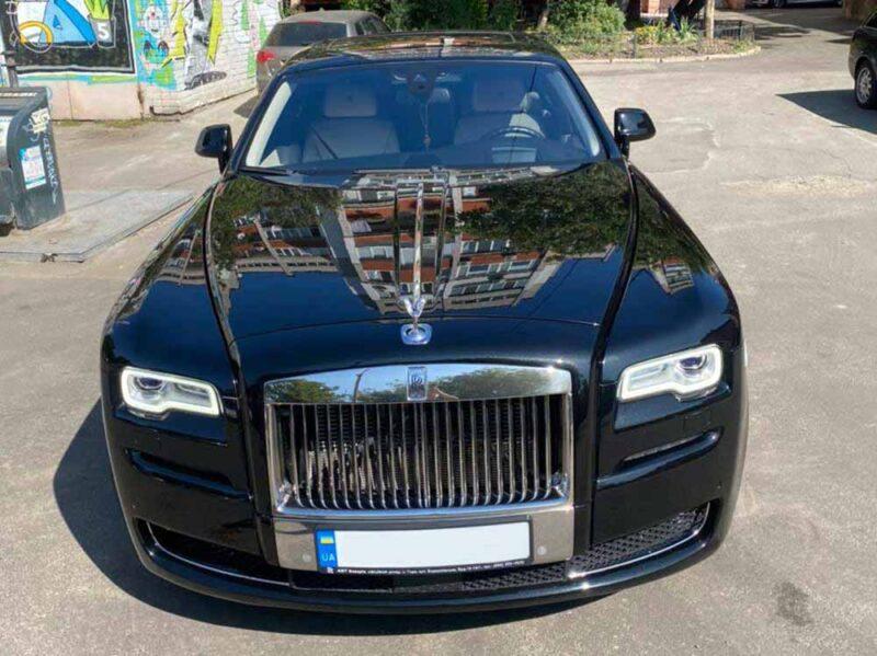 rolls roys ghost 18 1 800x599 - Rolls-Royce Ghost 2016