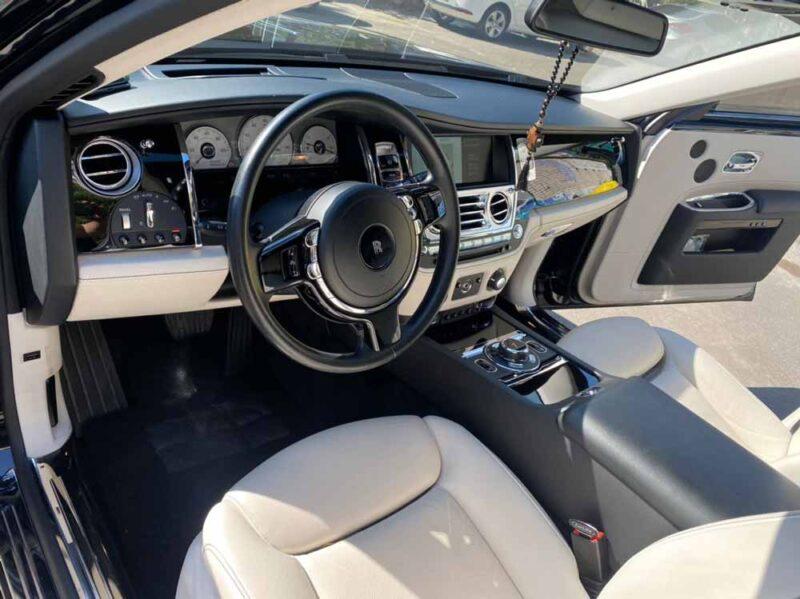 rolls roys ghost 4 1 800x599 - Rolls-Royce Ghost 2016